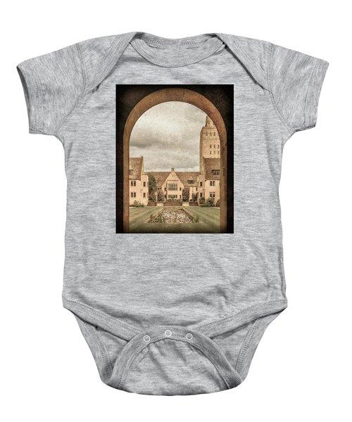 Oxford, England - Nuffield College Baby Onesie