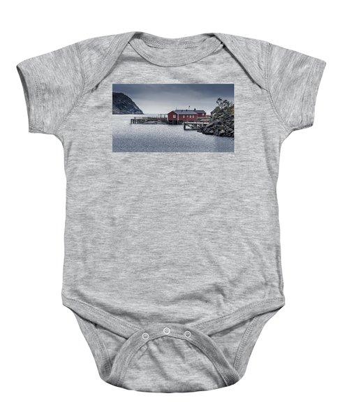Nusfjord Rorbu Baby Onesie