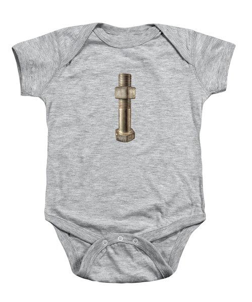 Nut And Bolt Baby Onesie