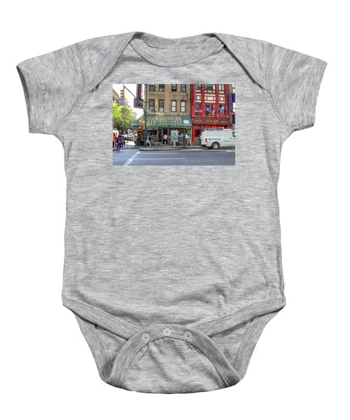 Nyc Deli And Grocery  Baby Onesie