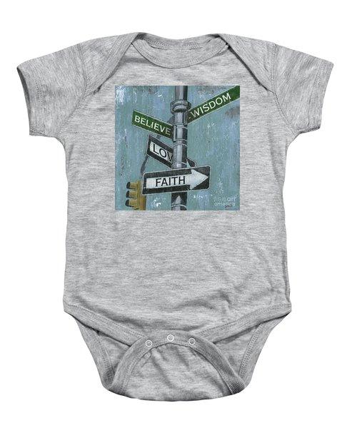 Nyc Inspiration 2 Baby Onesie