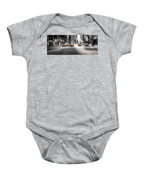 Nyc Taxi Baby Onesie