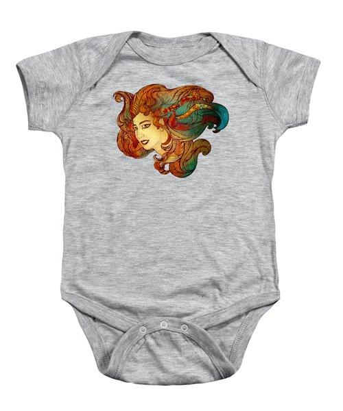 Nymph Baby Onesie