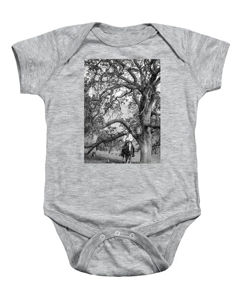 Oak Arches Baby Onesie