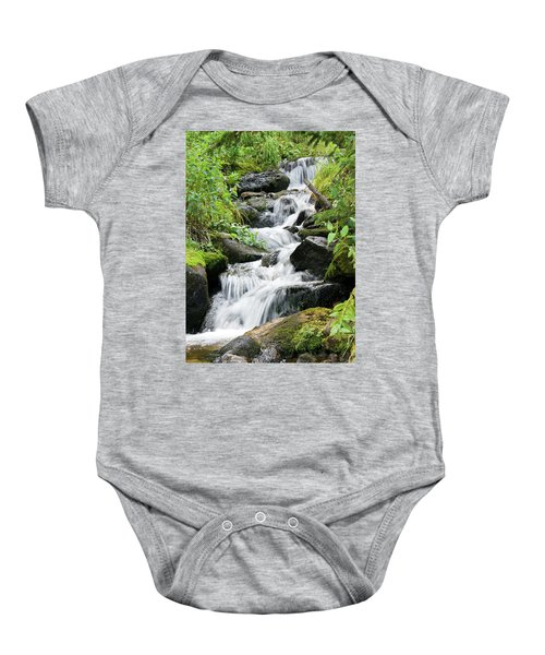 Oasis Cascade Baby Onesie by David Chandler