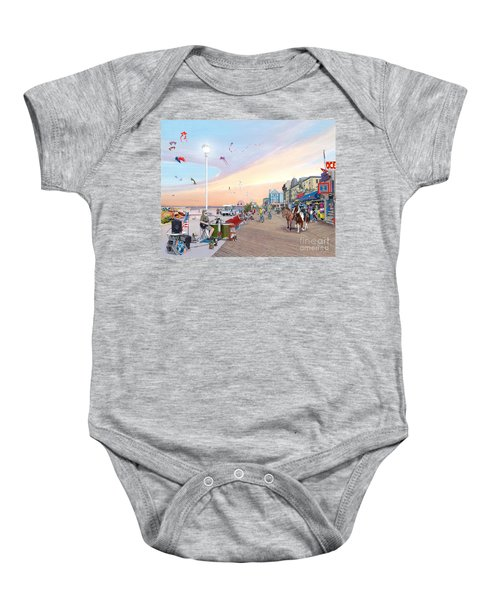 Ocean City Maryland Baby Onesie