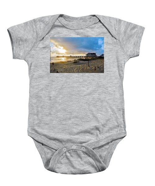 October 3 2016 Obx Sunrise Baby Onesie