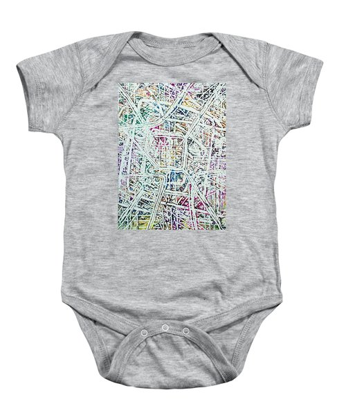 16-offspring While I Was On The Path To Perfection 16 Baby Onesie