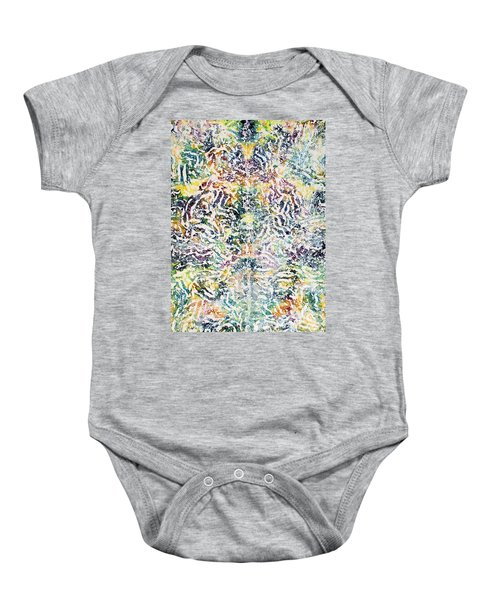 20-offspring While I Was On The Path To Perfection 20 Baby Onesie