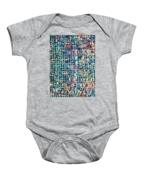 21-offspring While I Was On The Path To Perfection 21 Baby Onesie