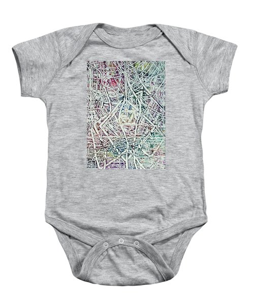 24-offspring While I Was On The Path To Perfection 24 Baby Onesie