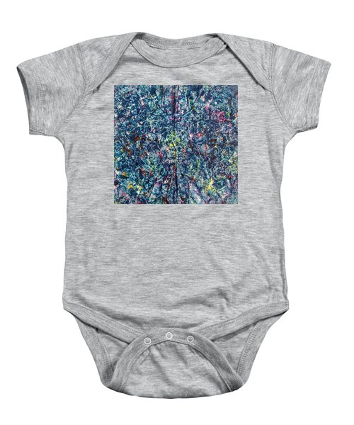 46-offspring While I Was On The Path To Perfection 46 Baby Onesie