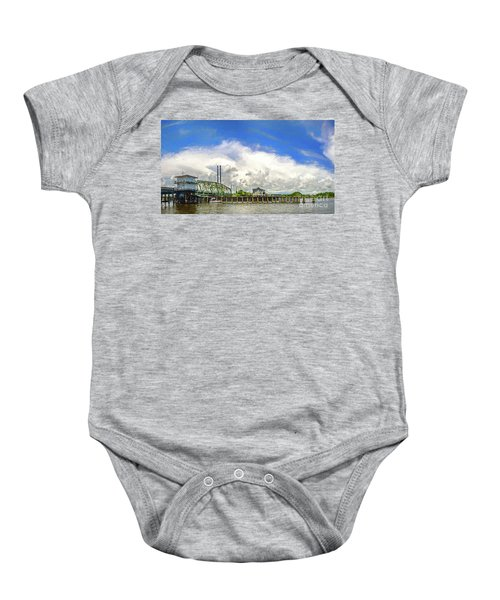 Old And Proud Baby Onesie