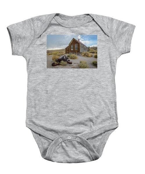 Old Bodie House II Baby Onesie