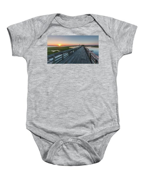 Old Pitt Street Bridge  Baby Onesie
