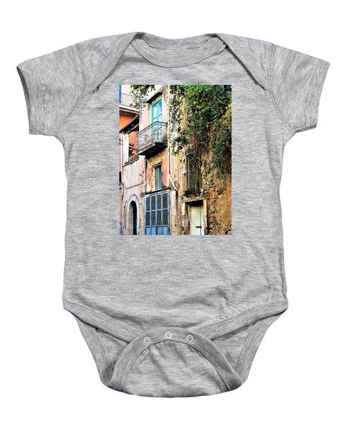 Old Sorrento Street Baby Onesie