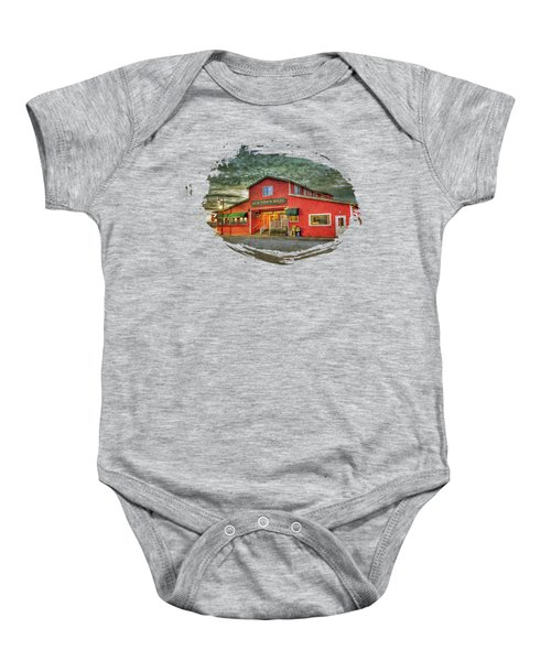 Old Town Mall Bandon Baby Onesie