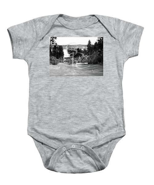 Olympia Country Club 18th Hole Baby Onesie