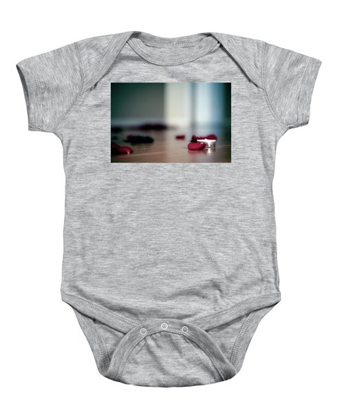 On Nature, Tragedy, And Beauty II Baby Onesie