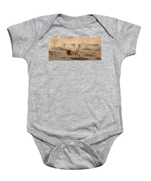 On Patrol Baby Onesie
