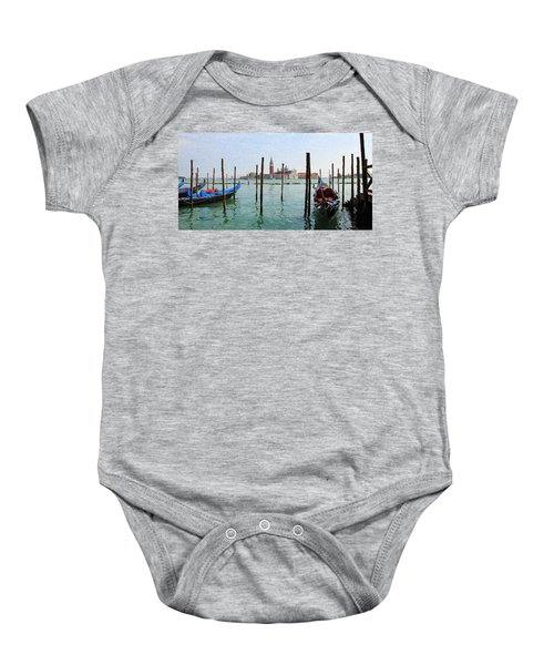 On The Waterfront Baby Onesie
