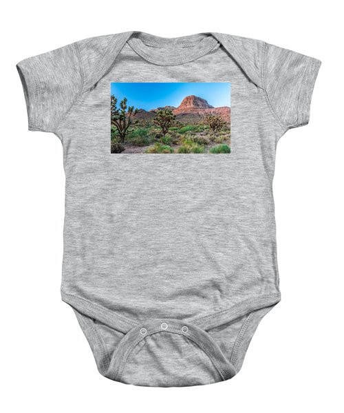 Once Upon A Time In The West Baby Onesie