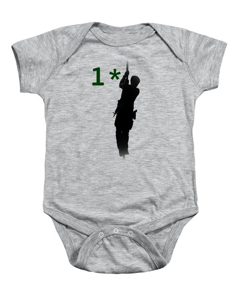 One Asterisk Baby Onesie