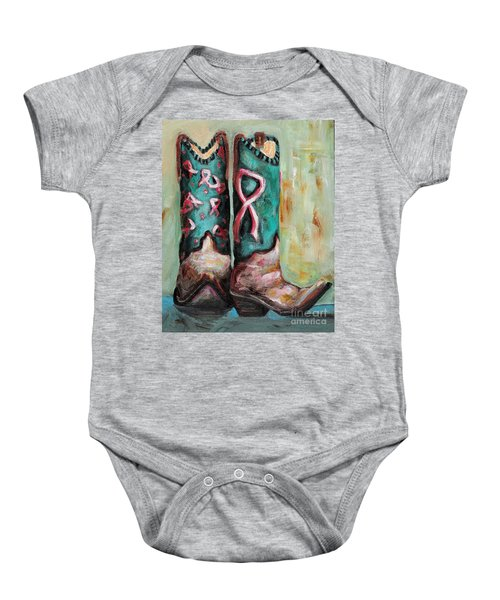 One Size Fits All Baby Onesie