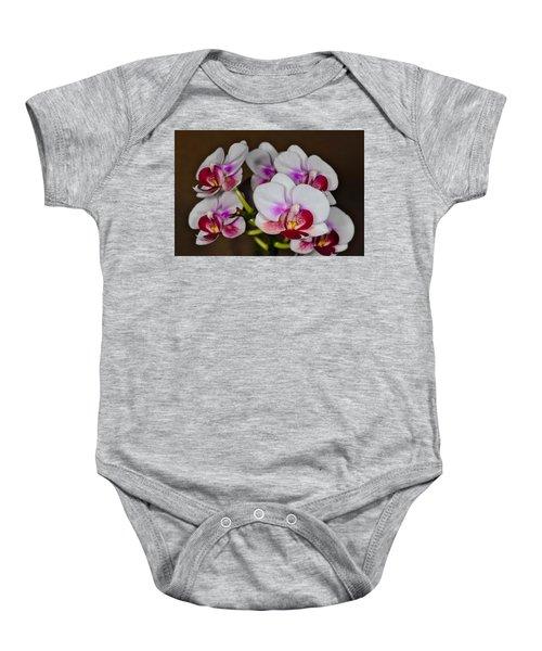 Orchid 306 Baby Onesie