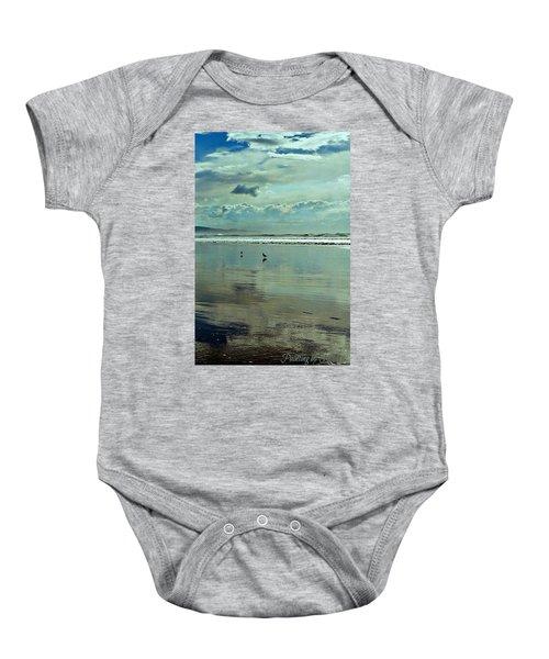Oregon Coast 6 Baby Onesie
