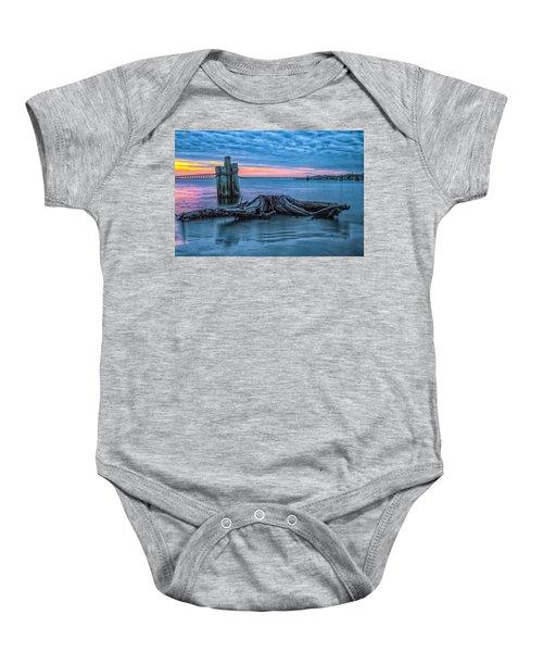 Oregon Inlet II Baby Onesie