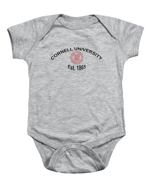 ornell University Est 1865 Baby Onesie by Movie Poster Prints