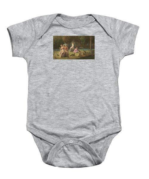 Orpheus Baby Onesie