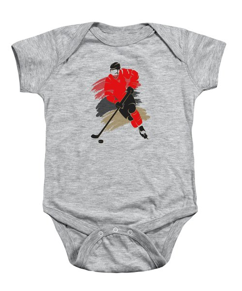 Ottawa Senators Player Shirt Baby Onesie
