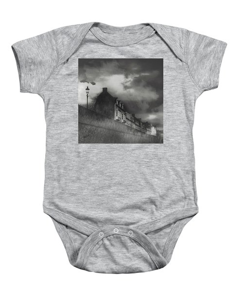 Our Lady Wall Maastricht Baby Onesie by Nop Briex