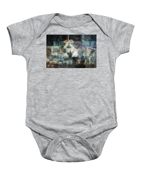 Our Monetary System  Baby Onesie