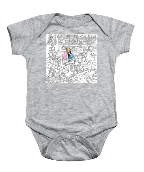 Our Place Baby Onesie