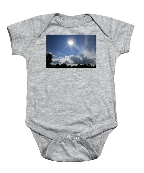 Our Shining Star Baby Onesie