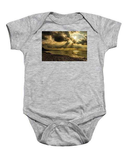 Our Star Baby Onesie
