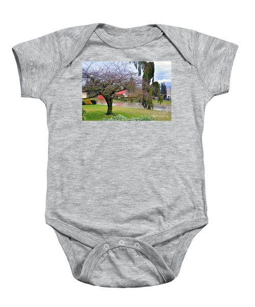 Out Of The Banks Baby Onesie