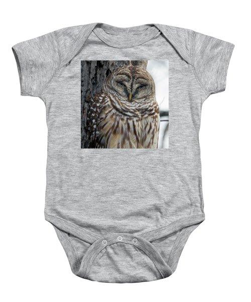 Owl See You Soon Baby Onesie