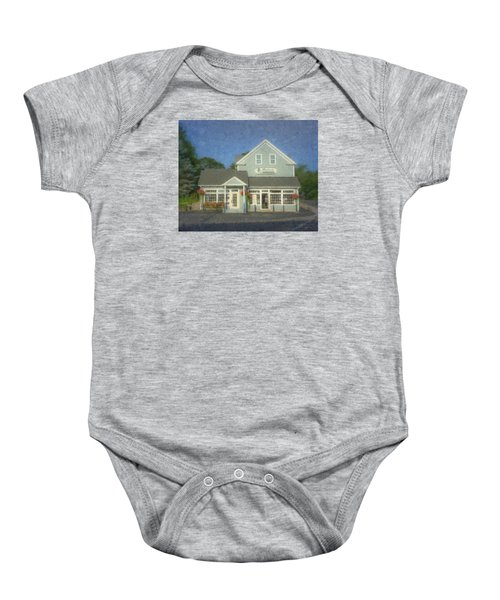 Oxford Cleaners Baby Onesie