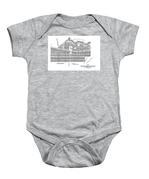 Pacific Grove May 7 1887 Baby Onesie