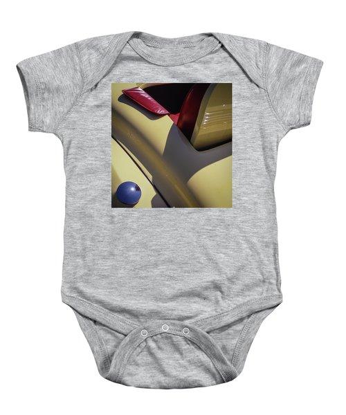 Packard Rumble Seat Baby Onesie