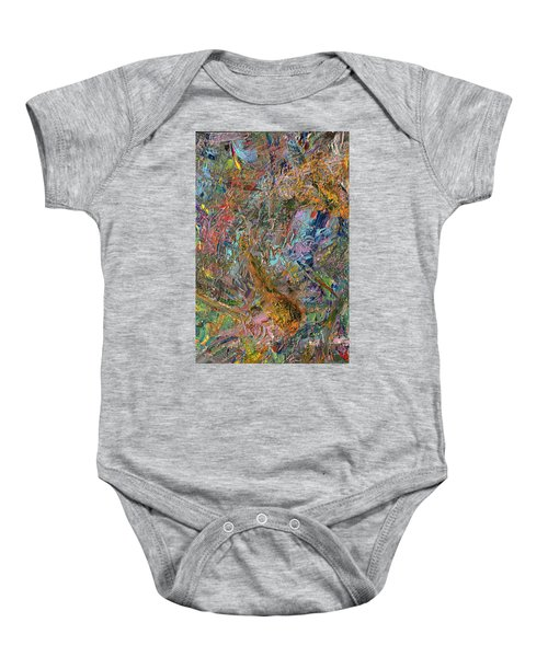 Paint Number 26 Baby Onesie
