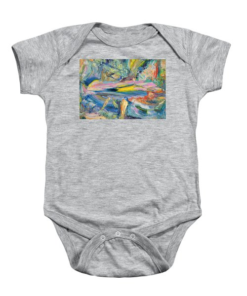 Paint Number 31 Baby Onesie