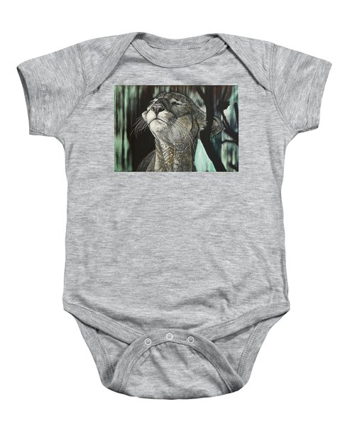 Panther, Cool Baby Onesie