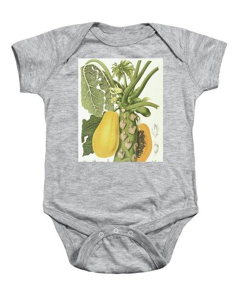 Papaya Baby Onesie