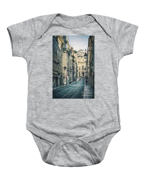 Peace Within Baby Onesie