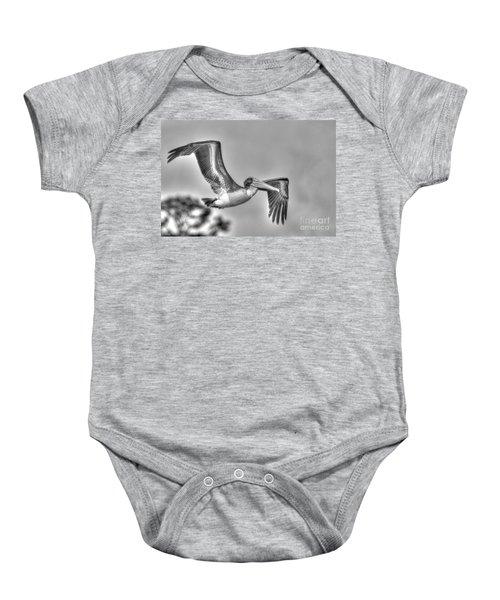 Pelican-4443 Bnw Baby Onesie